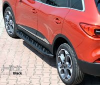 Running Boards suitable for Dacia Duster from 2018 Hitit...