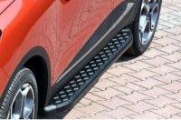 Running Boards suitable for Suzuki SX 4 2006-2014 Hitit...