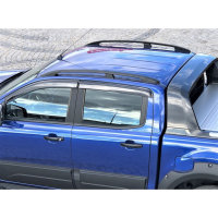 Roof Rails suitable for Ford Ranger Double Cab from 2012...