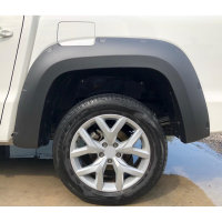 Fender flares suitable for Ford Ranger from year of construction 2012 with Tüv ABE