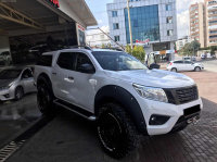 Fender flares suitable for Nissan Navara with screw...