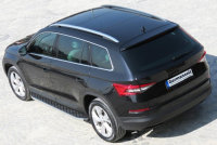 Running Boards suitable for Skoda Kodiaq from 2017 Hitit...