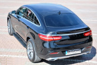 Running Boards suitable for Mercedes-Benz GLE Coupe...