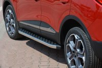 Running Boards suitable for Renault Scenic from 2016...