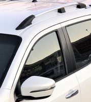 Roof Rails suitable for Toyota Hilux from 2015 aluminum...