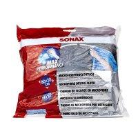 SONAX dry wipes Microfibre dry wipe