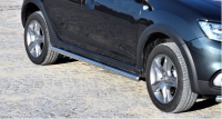 Side bars Renault Captur from year of construction 2013