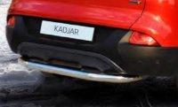 Rear protection tube Renault Kadjar from 2015 model line