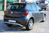 Rear protection tube Dacia Sandero and Sandero Stepway...