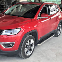 Running Boards suitable for Jeep Compass from 2016 Hitit...