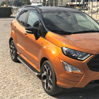 Running Boards suitable for Ford Ecosport from 2012 Hitit...