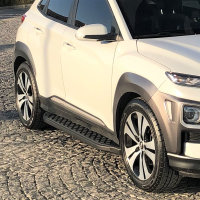 Running Boards suitable for Hyundai Kona from 2017 Hitit...