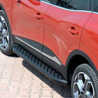 Running Boards suitable for Ssangyong Musso from 2018...