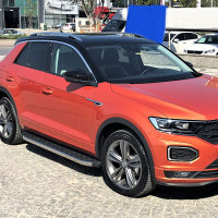 Running Boards suitable for VW T-Roc from 2017 Hitit...