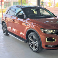 Running Boards suitable for VW T-Roc from 2017 Ares...