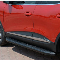 Running Boards suitable for VW T-Roc from 2017 Ares black...