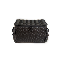 Organizer in black - your first choice for the Trunk